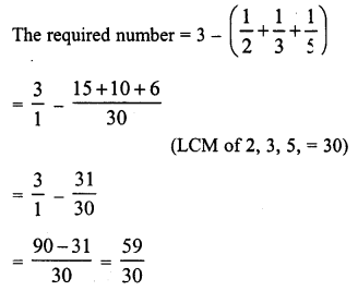 RD Sharma Class 8 Solutions Chapter 1 Rational NumbersEx 1.3 23