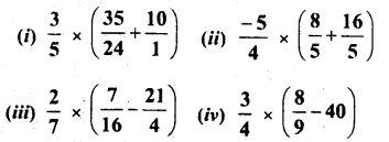 RD Sharma Class 8 Solutions Chapter 1 Rational NumbersEx 1.6 11