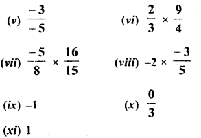 RD Sharma Class 8 Solutions Chapter 1 Rational NumbersEx 1.6 15