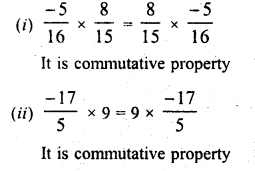 RD Sharma Class 8 Solutions Chapter 1 Rational NumbersEx 1.6 19