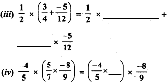 RD Sharma Class 8 Solutions Chapter 1 Rational NumbersEx 1.6 22