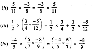 RD Sharma Class 8 Solutions Chapter 1 Rational NumbersEx 1.6 24