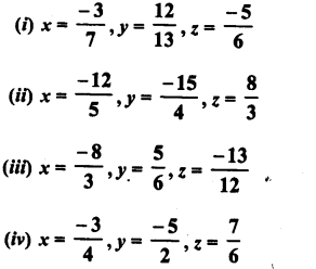 RD Sharma Class 8 Solutions Chapter 1 Rational NumbersEx 1.6 9