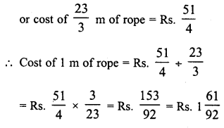 RD Sharma Class 8 Solutions Chapter 1 Rational NumbersEx 1.7 21