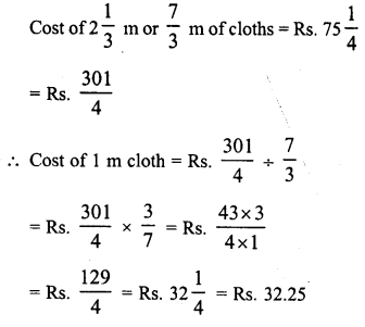 RD Sharma Class 8 Solutions Chapter 1 Rational NumbersEx 1.7 22