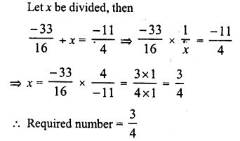 RD Sharma Class 8 Solutions Chapter 1 Rational NumbersEx 1.7 23