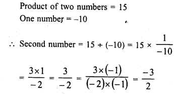 RD Sharma Class 8 Solutions Chapter 1 Rational NumbersEx 1.7 8