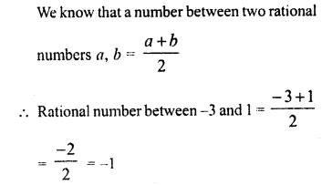 RD Sharma Class 8 Solutions Chapter 1 Rational NumbersEx 1.8 1