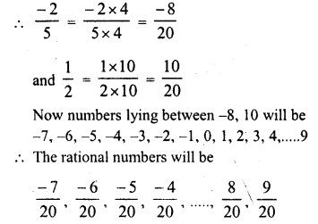 RD Sharma Class 8 Solutions Chapter 1 Rational NumbersEx 1.8 7