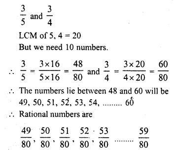 RD Sharma Class 8 Solutions Chapter 1 Rational NumbersEx 1.8 8