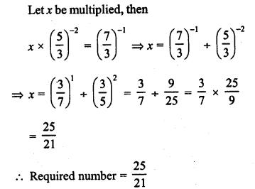 RD Sharma Class 8 Solutions Chapter 2 PowersEx 2.2 21
