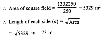 RD Sharma Class 8 Solutions Chapter 3 Squares and Square Roots Ex 3.5 26
