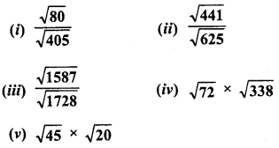 RD Sharma Class 8 Solutions Chapter 3 Squares and Square Roots Ex 3.6 13