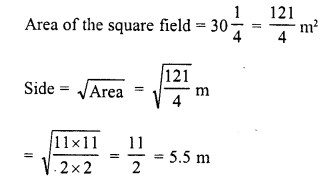 RD Sharma Class 8 Solutions Chapter 3 Squares and Square Roots Ex 3.6 17