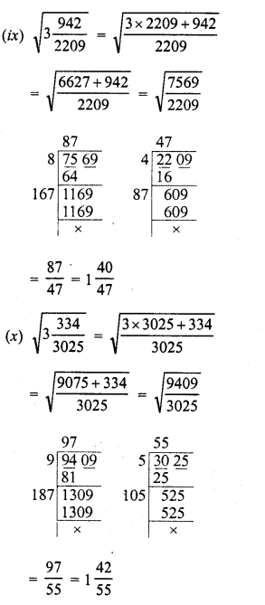 RD Sharma Class 8 Solutions Chapter 3 Squares and Square Roots Ex 3.6 8