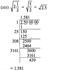 RD Sharma Class 8 Solutions Chapter 3 Squares and Square Roots Ex 3.8 10