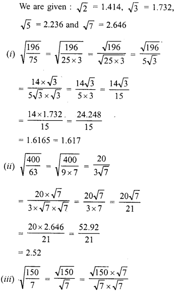 RD Sharma Class 8 Solutions Chapter 3 Squares and Square Roots Ex 3.8 18