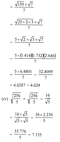RD Sharma Class 8 Solutions Chapter 3 Squares and Square Roots Ex 3.8 19