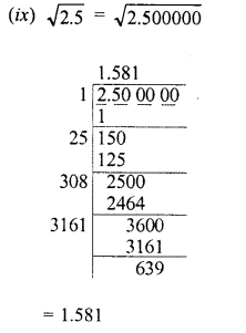 RD Sharma Class 8 Solutions Chapter 3 Squares and Square Roots Ex 3.8 4