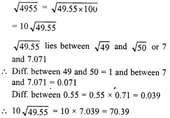 RD Sharma Class 8 Solutions Chapter 3 Squares and Square Roots Ex 3.9 15