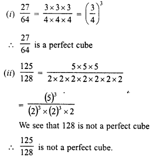 RD Sharma Class 8 Solutions Chapter 4 Cubes and Cube RootsEx 4.2 13