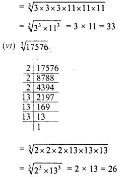 RD Sharma Class 8 Solutions Chapter 4 Cubes and Cube RootsEx 4.3 4