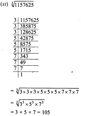 RD Sharma Class 8 Solutions Chapter 4 Cubes and Cube RootsEx 4.3 9