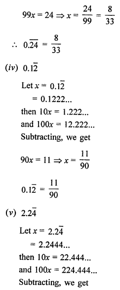 RS Aggarwal Class 10 Solutions Chapter 1 Real Numbers Ex 1C 12