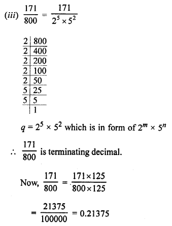 RS Aggarwal Class 10 Solutions Chapter 1 Real Numbers Ex 1C 2