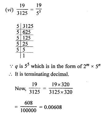 RS Aggarwal Class 10 Solutions Chapter 1 Real Numbers Ex 1C 5
