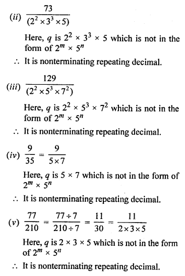 RS Aggarwal Class 10 Solutions Chapter 1 Real Numbers Ex 1C 7
