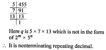 RS Aggarwal Class 10 Solutions Chapter 1 Real Numbers Ex 1C 9