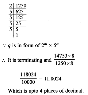RS Aggarwal Class 10 Solutions Chapter 1 Real Numbers MCQS 9