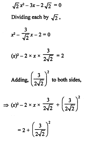RS Aggarwal Class 10 Solutions Chapter 10Quadratic Equations Ex 10B 24