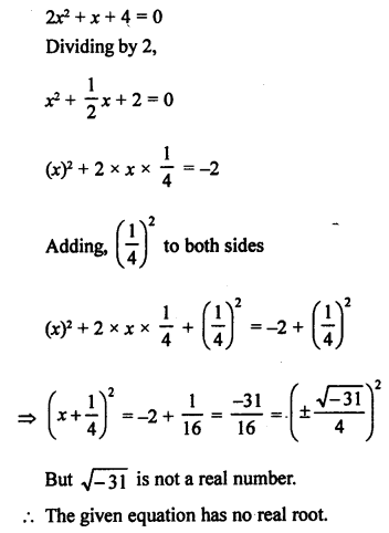 RS Aggarwal Class 10 Solutions Chapter 10Quadratic Equations Ex 10B 28