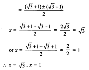 RS Aggarwal Class 10 Solutions Chapter 10Quadratic Equations Ex 10C 24