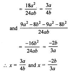 RS Aggarwal Class 10 Solutions Chapter 10Quadratic Equations Ex 10C 46