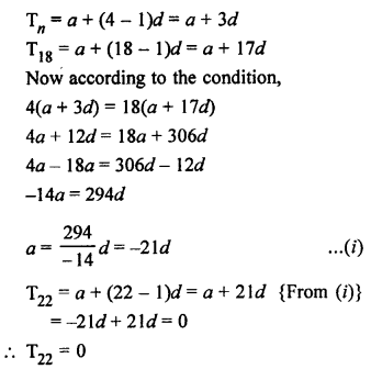 RS Aggarwal Class 10 Solutions Chapter 11Arithmetic Progressions Ex 11A 19