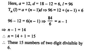 RS Aggarwal Class 10 Solutions Chapter 11Arithmetic Progressions Ex 11A 31