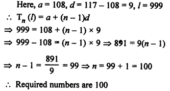 RS Aggarwal Class 10 Solutions Chapter 11Arithmetic Progressions Ex 11A 33