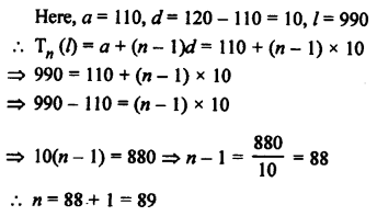 RS Aggarwal Class 10 Solutions Chapter 11Arithmetic Progressions Ex 11A 34