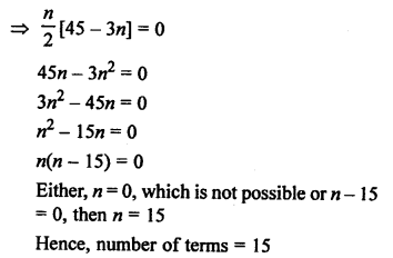 RS Aggarwal Class 10 Solutions Chapter 11Arithmetic Progressions Ex 11C 18