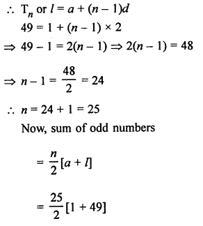 RS Aggarwal Class 10 Solutions Chapter 11Arithmetic Progressions Ex 11C 24