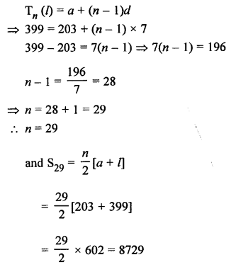 RS Aggarwal Class 10 Solutions Chapter 11Arithmetic Progressions Ex 11C 25