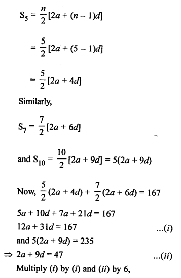 RS Aggarwal Class 10 Solutions Chapter 11Arithmetic Progressions Ex 11C 33