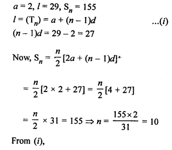 RS Aggarwal Class 10 Solutions Chapter 11Arithmetic Progressions Ex 11C 35