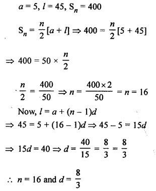RS Aggarwal Class 10 Solutions Chapter 11Arithmetic Progressions Ex 11C 39