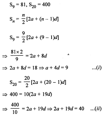 RS Aggarwal Class 10 Solutions Chapter 11Arithmetic Progressions Ex 11C 44
