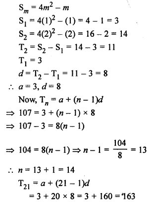 RS Aggarwal Class 10 Solutions Chapter 11Arithmetic Progressions Ex 11C 61