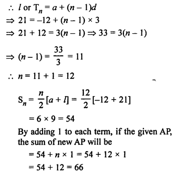 RS Aggarwal Class 10 Solutions Chapter 11Arithmetic Progressions Ex 11C 64